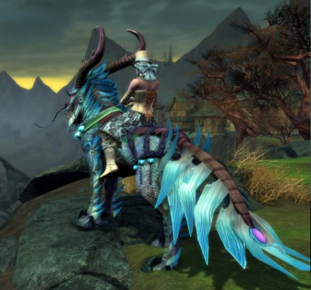 Riftgrate Ki Rin Mounts