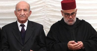 Abderrahman Elyoussfi – bekannteste kontrollierte Oppositionsfigur des Marokkanischen Regimes!