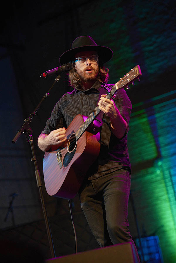 Jeremy Messersmith at the Palace Theater