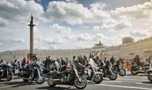 Экскурсия Прогулка на мотоцикле