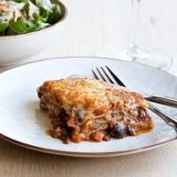 Hjemmelavet lasagne - en italiensk klassiker