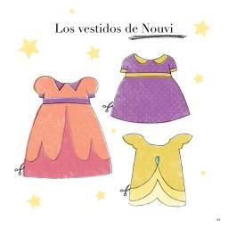 Viñetas para La princesa Nouvart