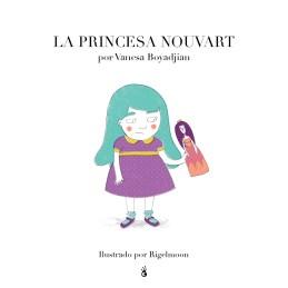 Portadilla La princesa Nouvart