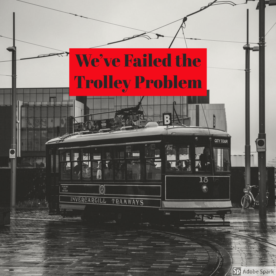 We Failed The Trolley Problem Miserably Ri Gets Real