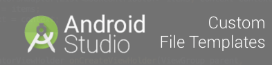 androidstudiofiletemplates