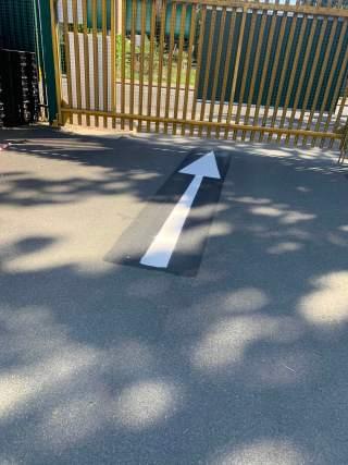 Dynamic Line Marking