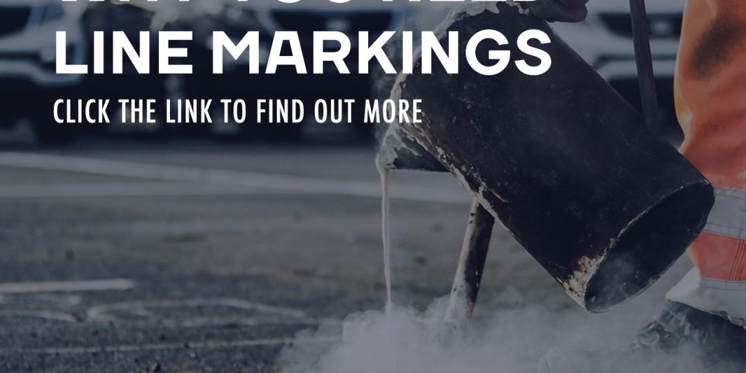 Five Reasons You Need Line Markings