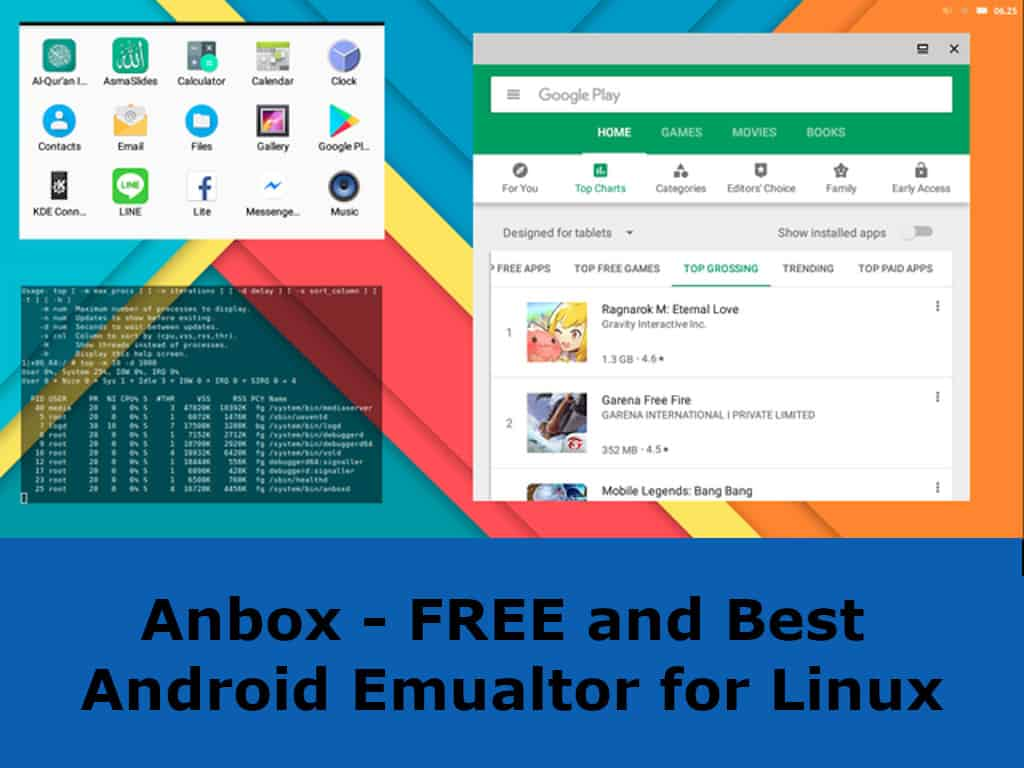 Download FREE Anbox Android Emulator - Rightapp4u