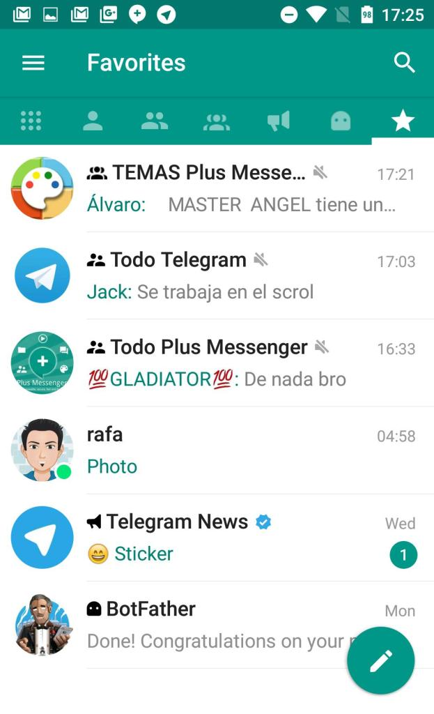 plus messenger for pc android screenshot source apkpure