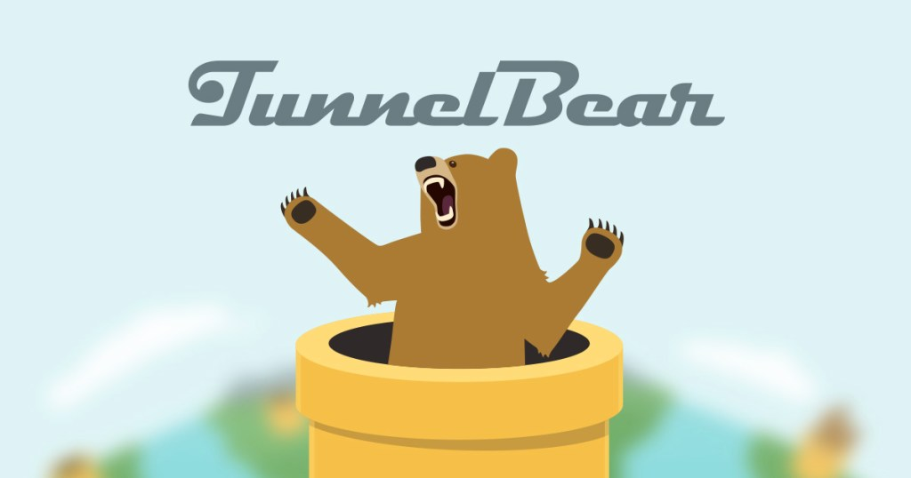 TunnelBear VPN - Top 10 VPN Services - RightApp4u
