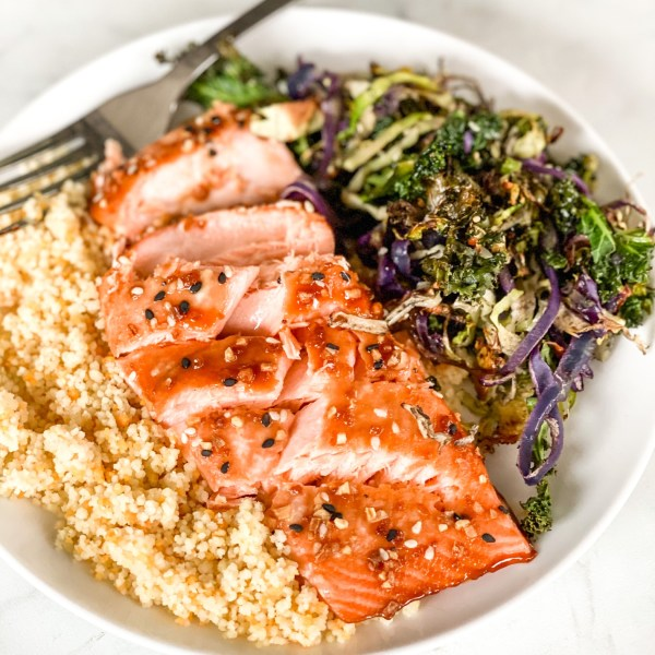 Super Simple Everything Soyaki Salmon Recipe