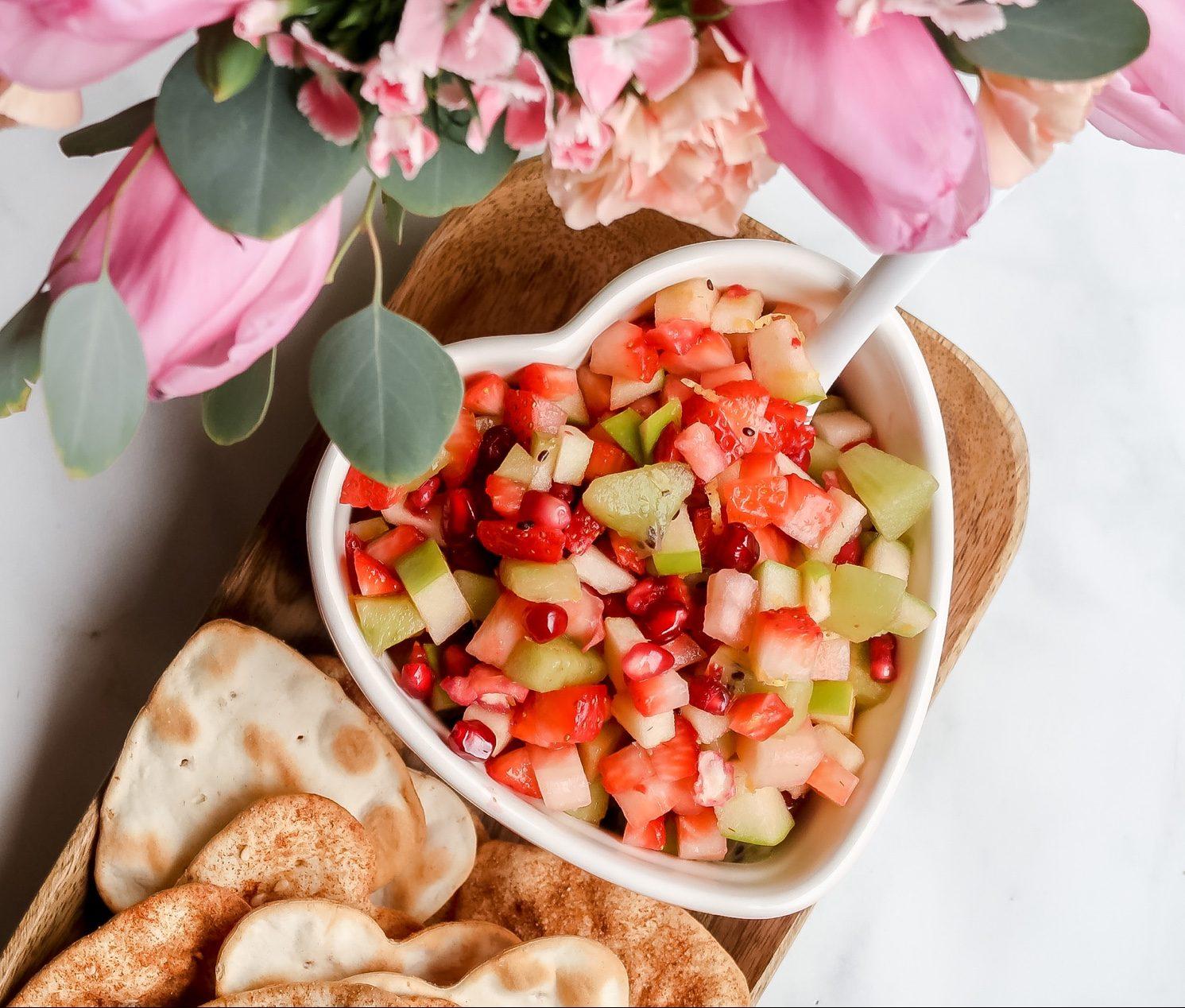 Healthy Fruit Salsa