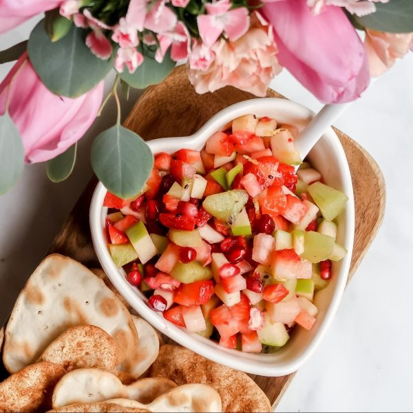 Healthy Fruit Salsa