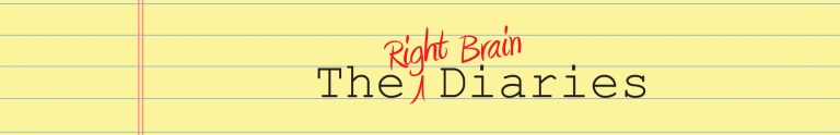 Right Brain Diaries musings