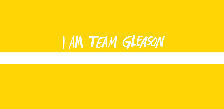 Gleason: a story of hope.