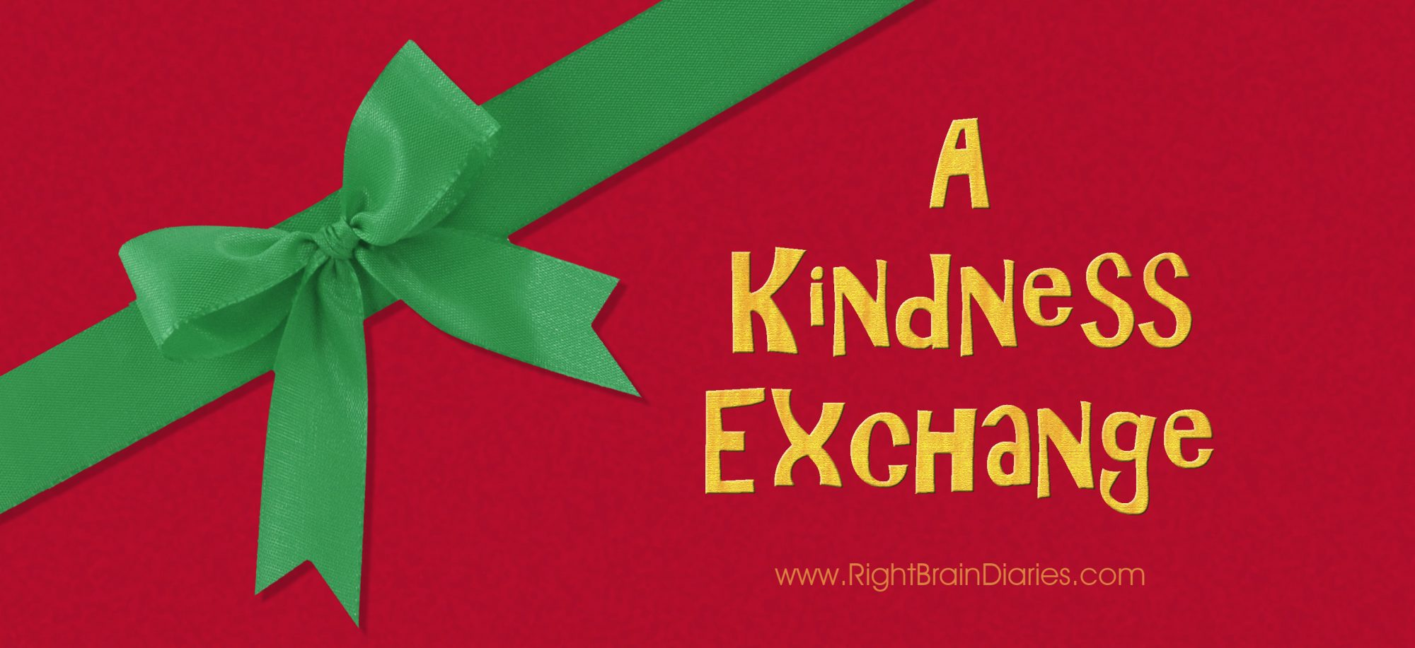 Holiday Gifting: A Kindness Exchange