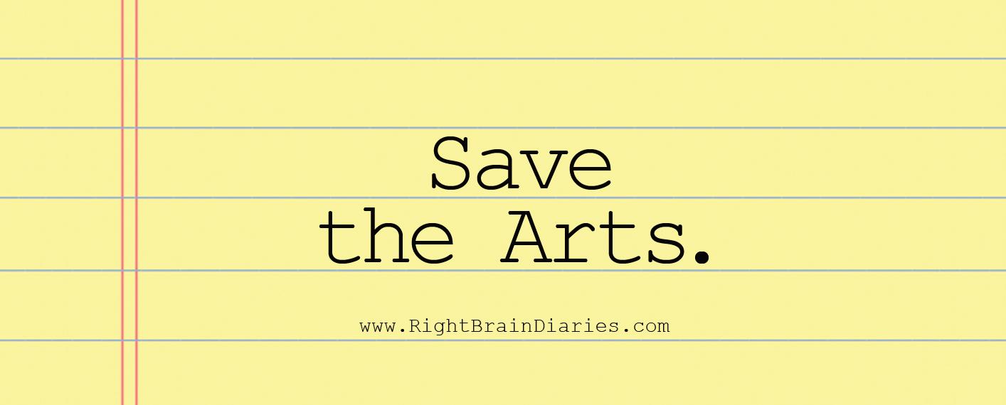 Dear President Trump: Please support the arts.