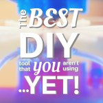 The BEST new DIY tool you aren't (2)