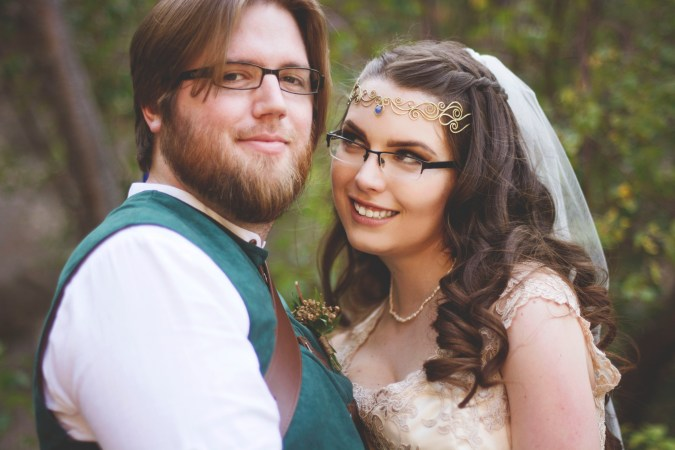Bride and Groom-Zelda Wedding