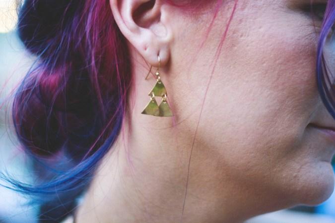 Maid Earrings