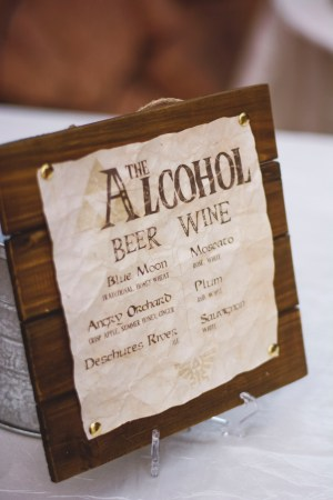 Alcohol Sign