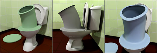 The Toilet Attachment we would need for me to feel ok about Wynn using that bathroom...