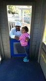 Me and London at park