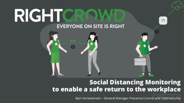 social distancing solution webinar
