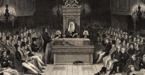 British House of Commons 1834