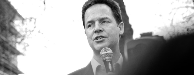 Nick Clegg De Montfort, Chris Ensell