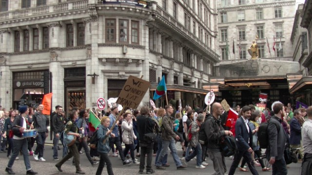 End Austerity Now, 20 June 2015 – Cannot Eat Savoy