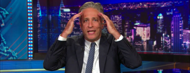 Jon Stewart Screengrab, Comedy Central