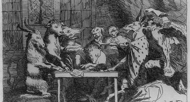 A Privy Council, Library of Congress