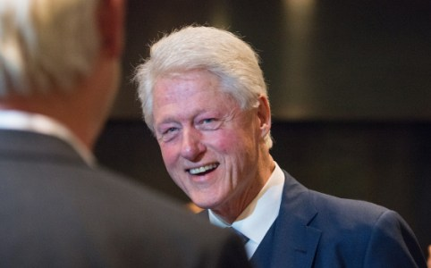 Bill Clinton, Civil Rights Summit, April 2014 by LBJ Foundation