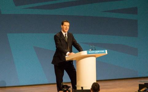 George Osborne, September 2014 by Gareth Milner