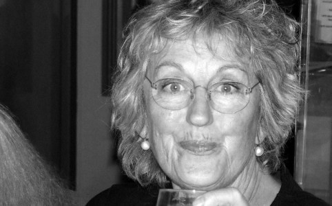 Germaine Greer at Humber Mouth Festival, July 2006 by Walnut Whippet