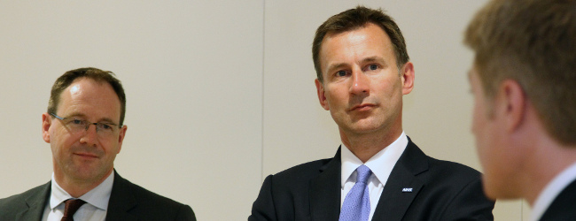 Jeremy Hunt, Center for Total Health, June 2013 by Ted Eytan