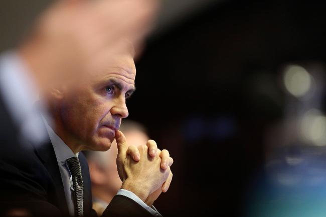 Mark Carney, November 2013 by Financial Stability Board