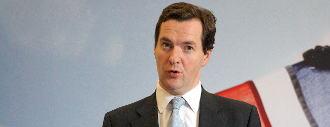 George Osborne, May 2009 by altogetherfool