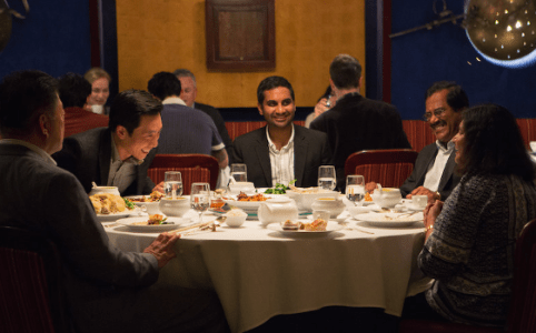Master of None, via Netflix