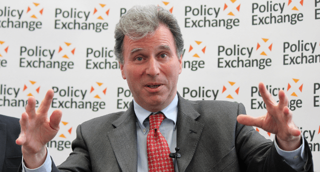 Oliver Letwin, September 2013 by Policy Exchange