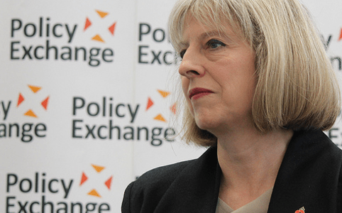 RD E52 Theresa May, November 2013 by Policy Exchange