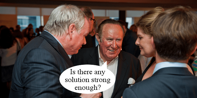 Right Dishonourable Brillo Solution Gag