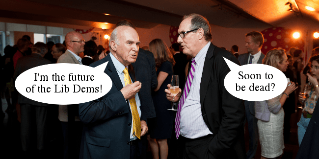 RD86 Vince Cable soon to be dead