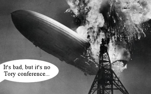 RD E94 Hindenburg disaster Tory conference