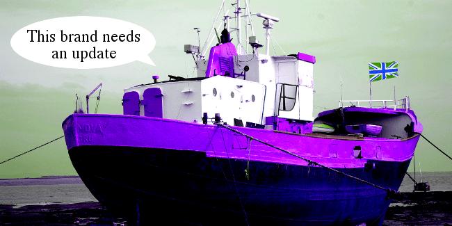 Right Dishonourable Britain runs aground