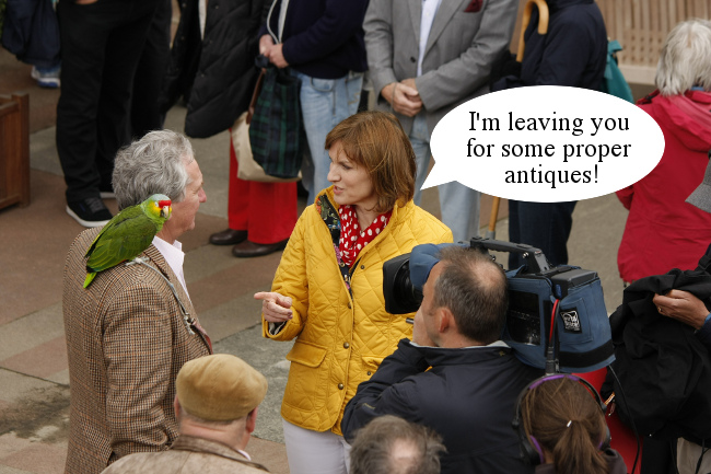Right Dishonourable Fiona Bruce Trinkets Tories