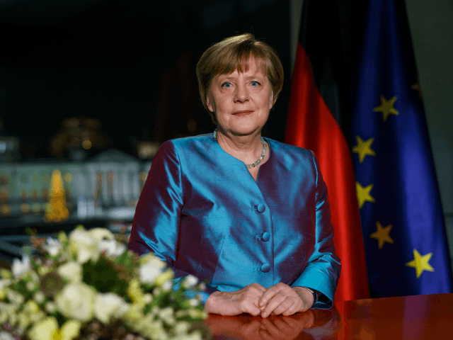 Merkel Stands by Migrant Policy in New Year s Speech  Says Germany     Merkel Stands by Migrant Policy in New Year s Speech  Says Germany Fights  Terrorism with Compassion