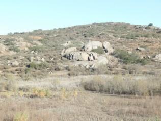 Piedras Pintadas, San Dieguito