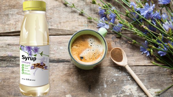 Chicory Root Coffee Syrup 6